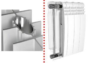 """<span class=""""title"""">Какой радиатор лучше – алюминиевый или биметаллический?</span>"""