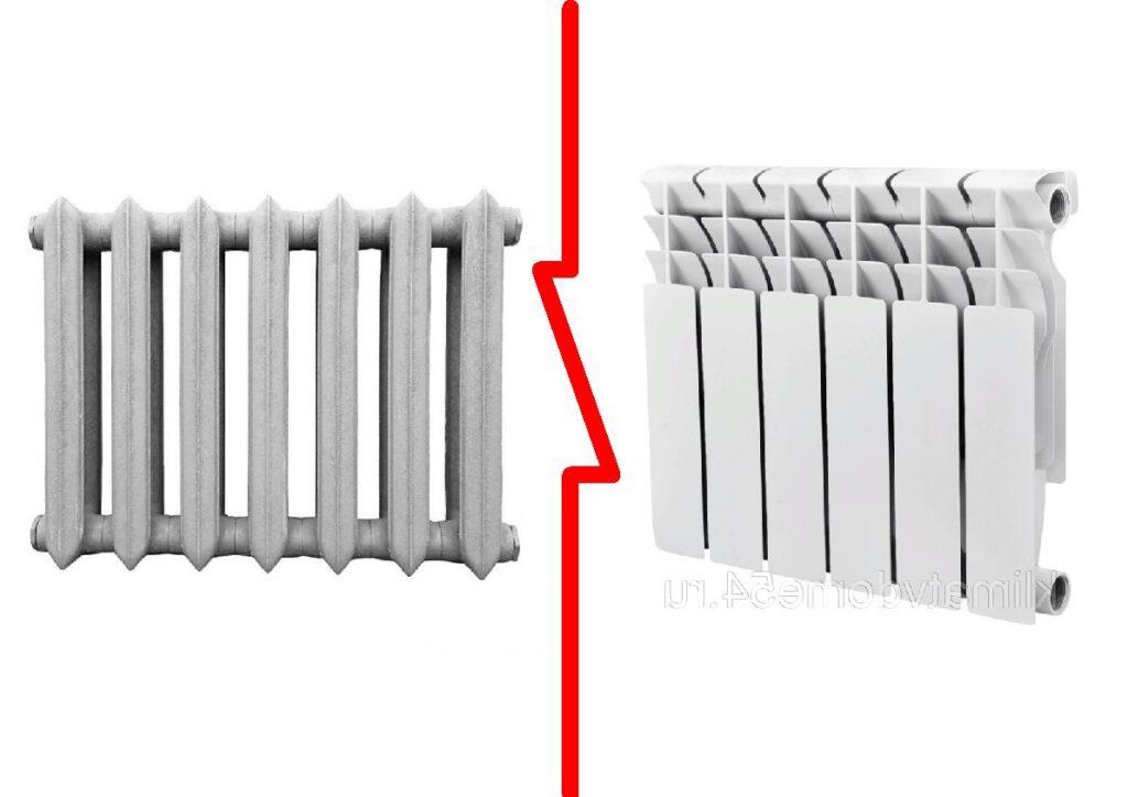 Какой радиатор лучше чугунный или биметаллический